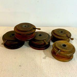 Wooden Reclaimed Stool